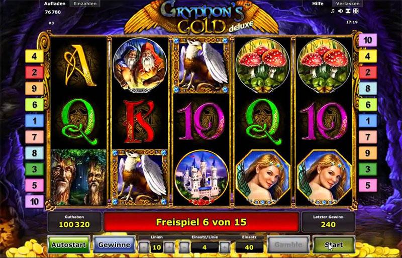 Casino med Novomatic 22496