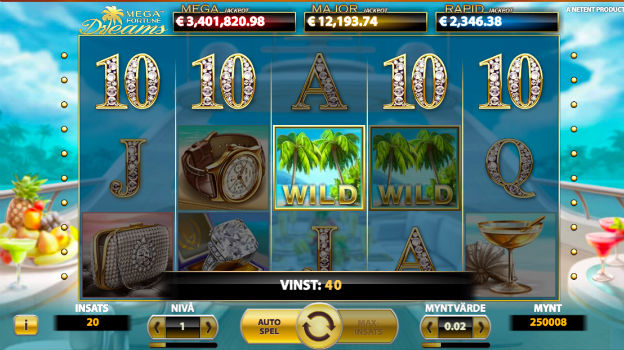 Casino pengar tillbaka femhundra