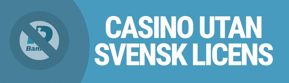 Casino utan svensk 98220