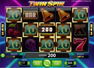 Testa roulette insatsen Twin 89102