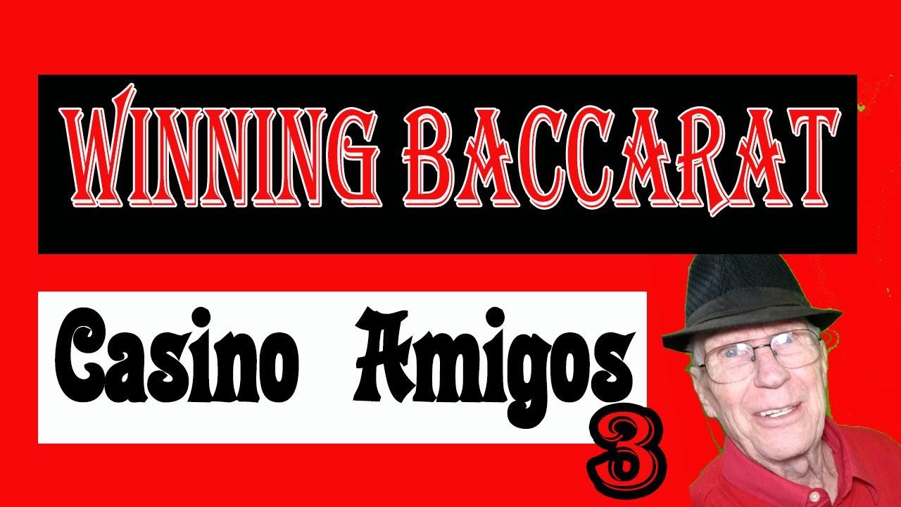 Baccarat casino kortspel 99466