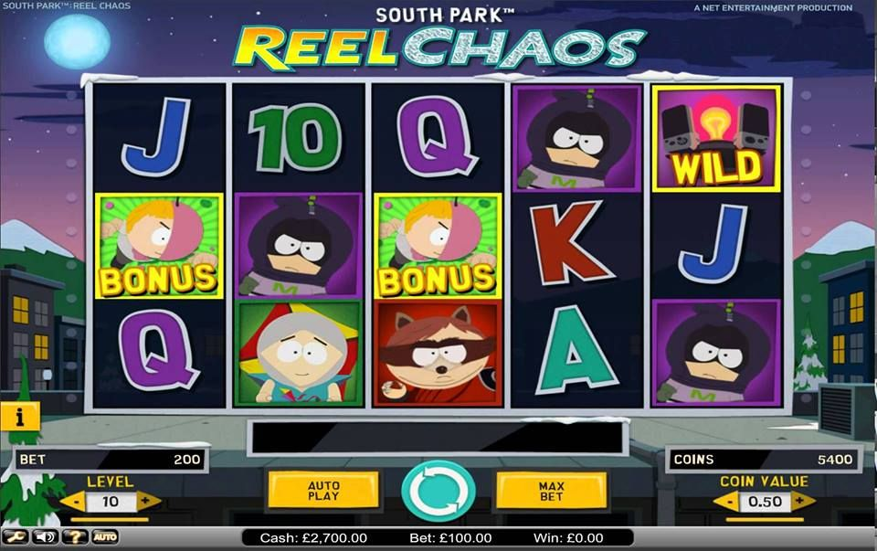Party med freespins 33363
