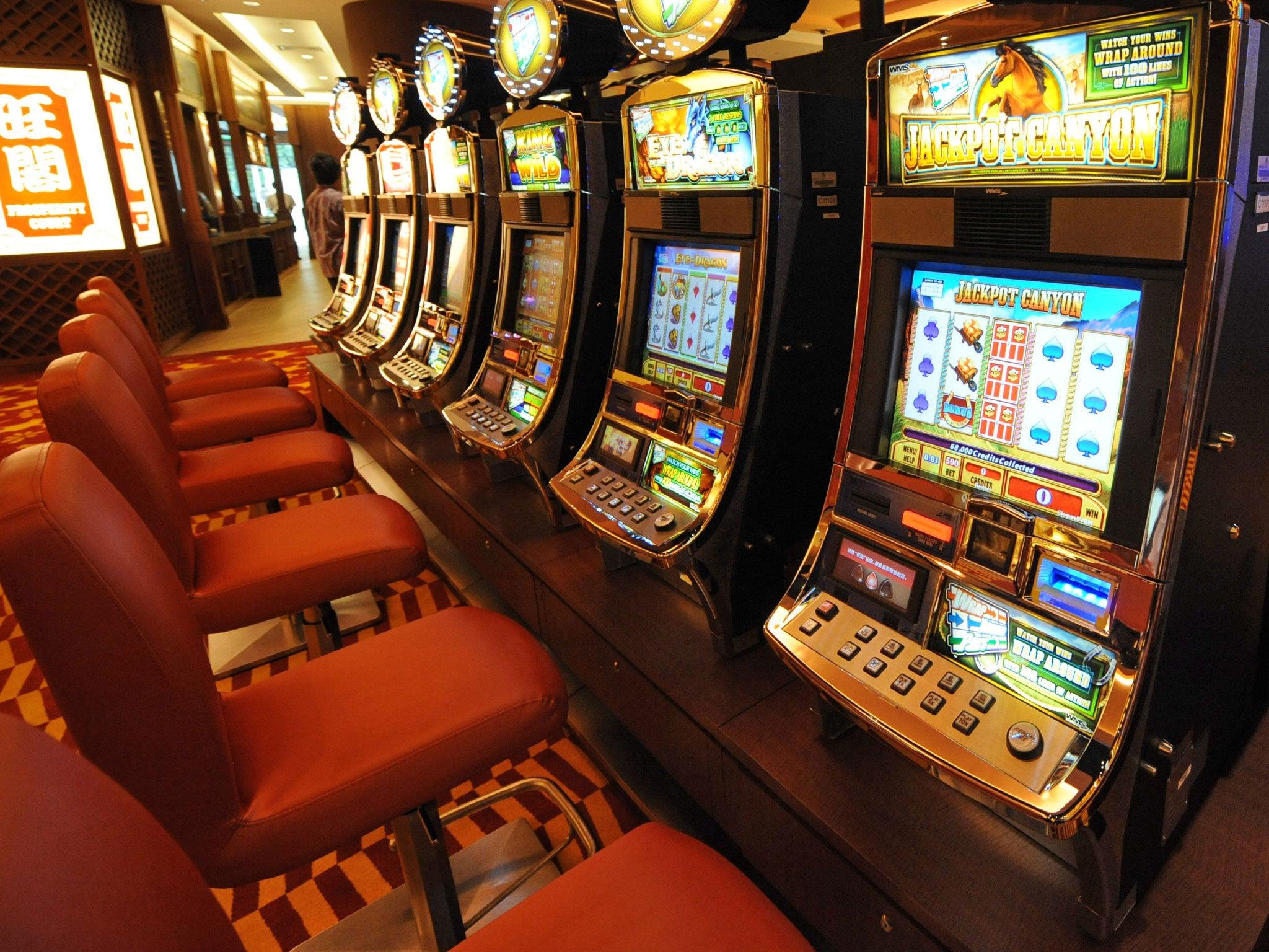 Best slot machine ming