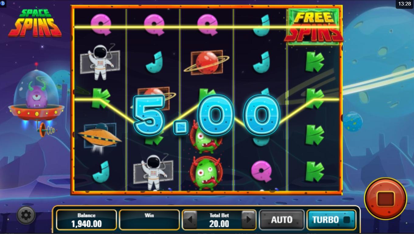 Spelautomat 3D 37598