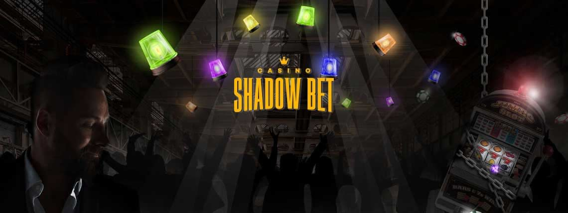 Mobilcasino i fickan Shadowbet bankid