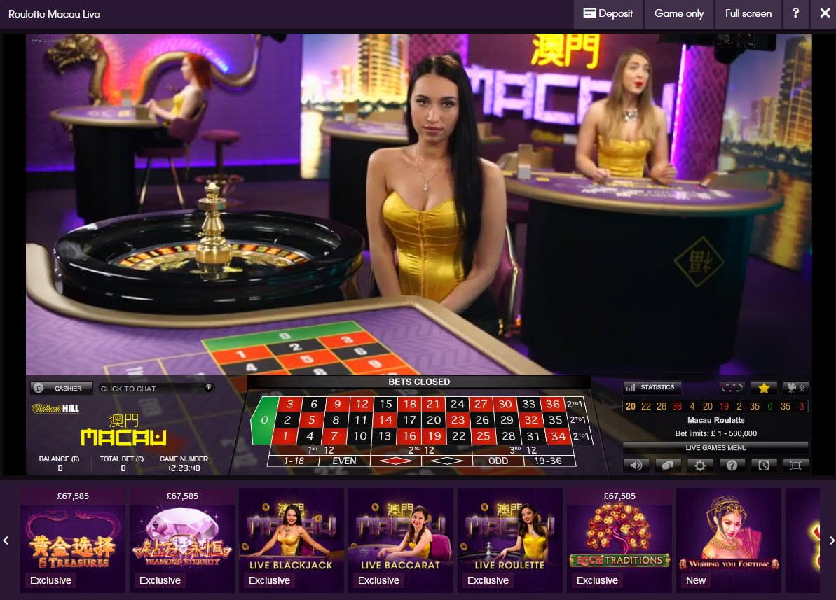 Roulette bonus Chance playFrank