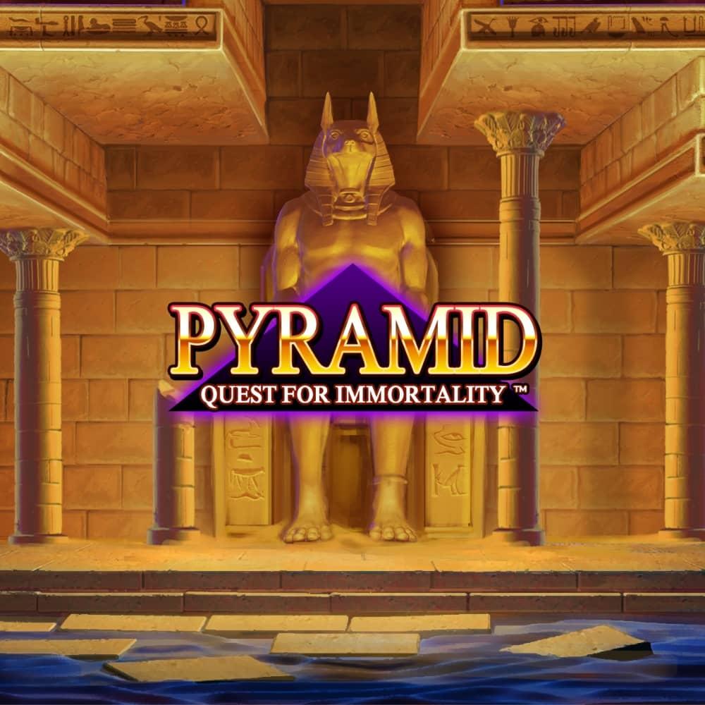 Spela Pyramid Quest warrior