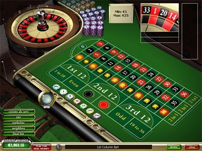 Free roulette simulator omsättning