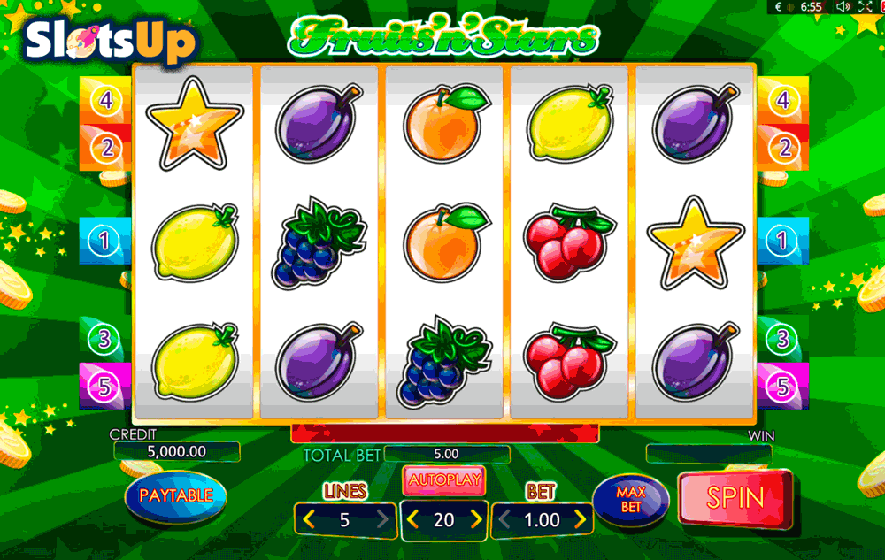 Free spins Fruits 26352