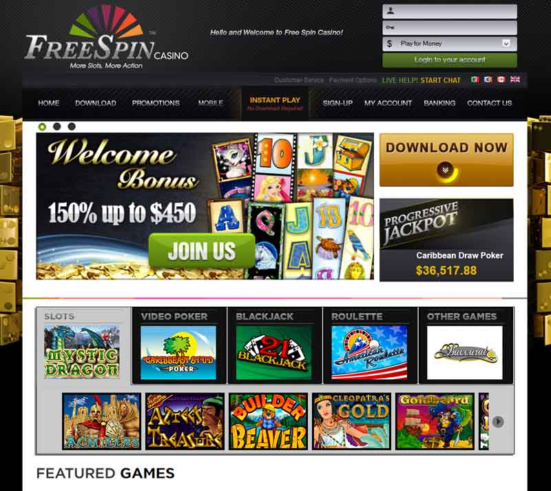 Free spins 80684