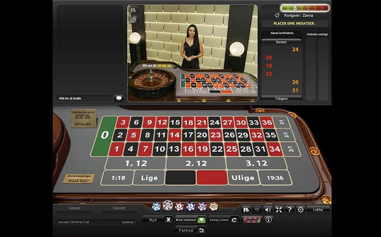 Gissa antal roulette spelat