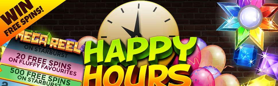 Happy Hour bonus 71652