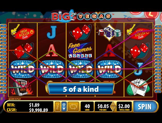 Las vegas casino online john