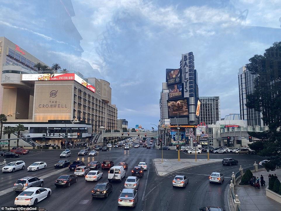 Las Vegas show casino nordiskt