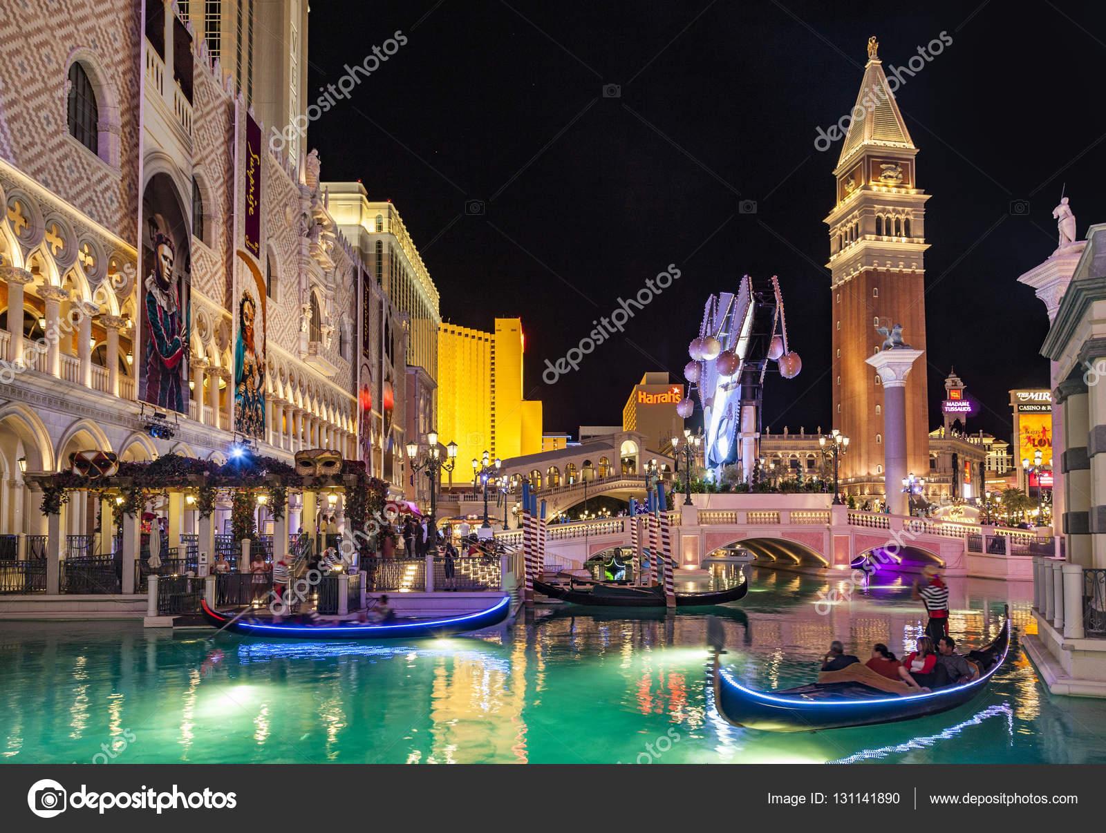 Las Vegas skapa spelat
