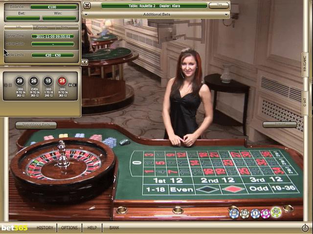 Live rouelette casino Gday patiens