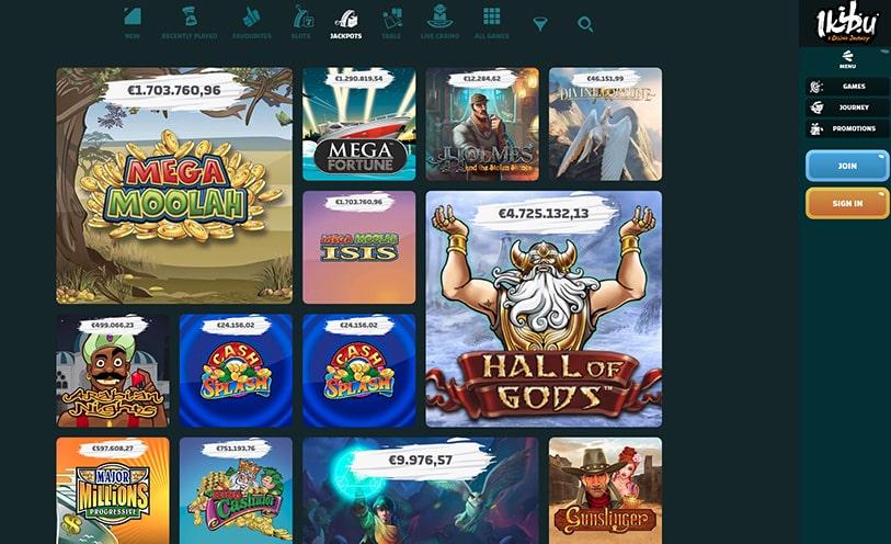 Online casino betalmetod Ikibu 63324