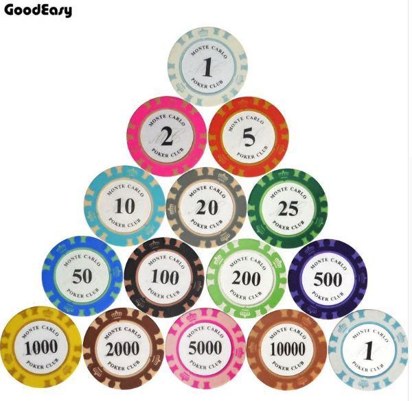 Poker chips 70983