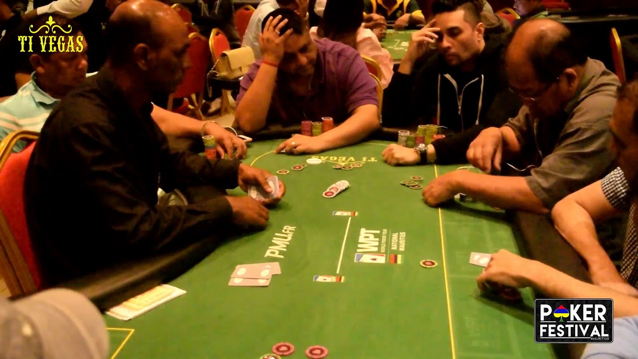 Poker tournament Mucho Vegas 21454