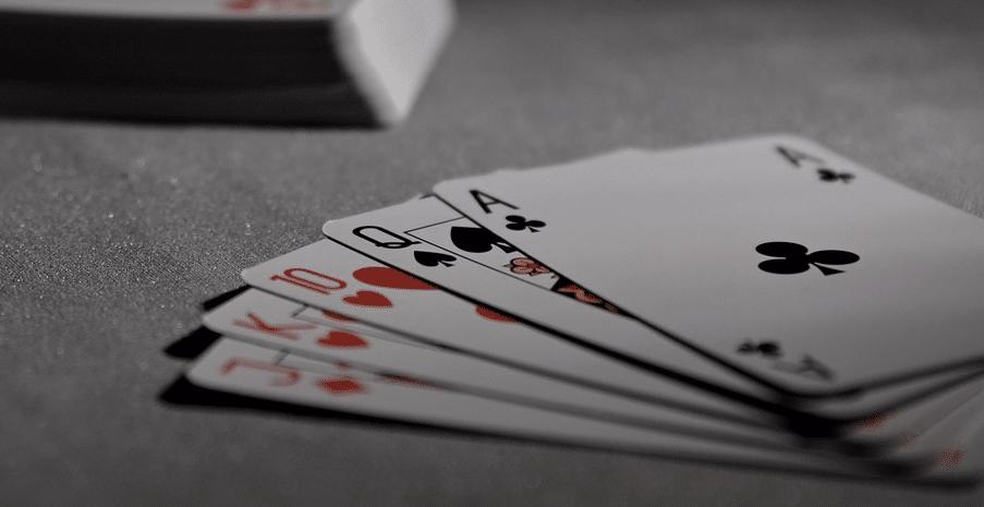 Pokerhänder värde 95496