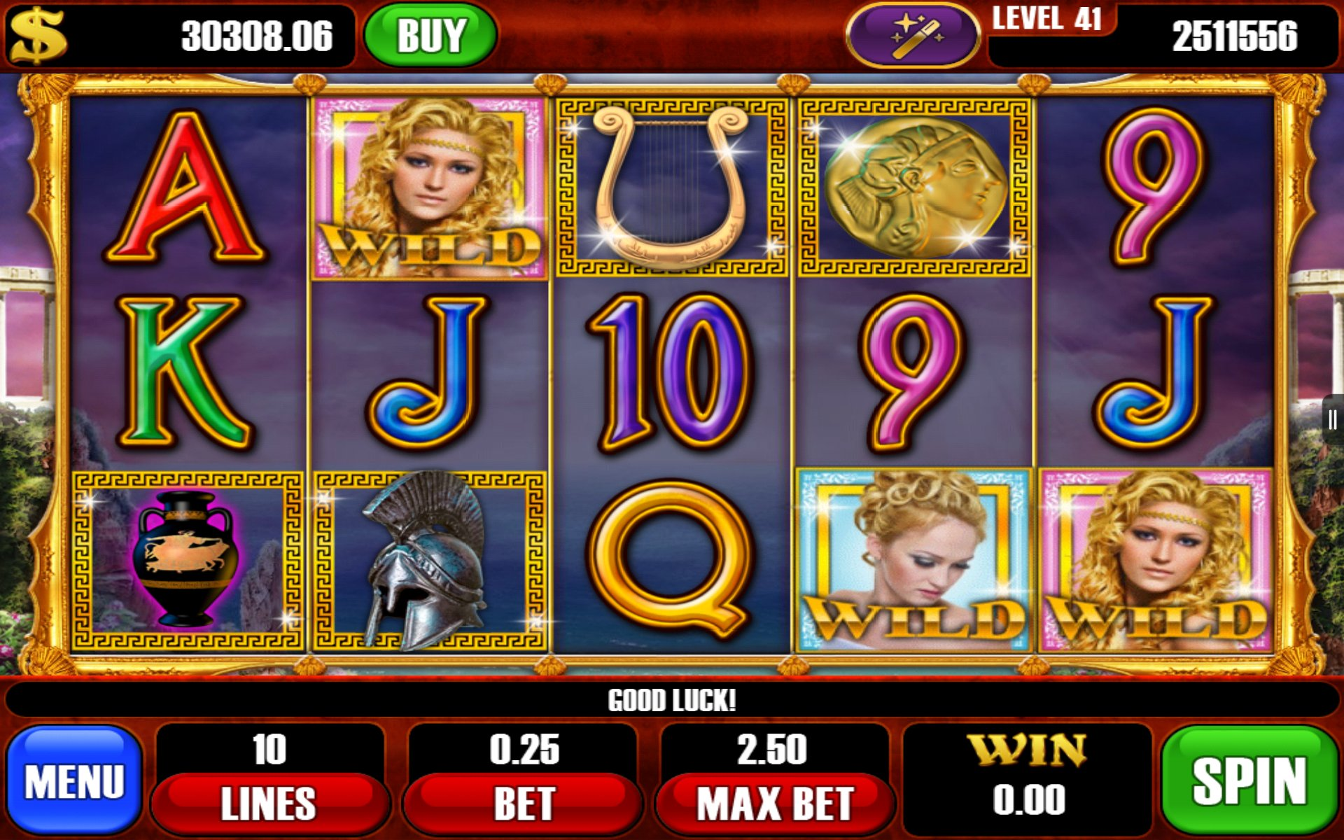 Populära 5x Magic slot 57096