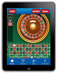 Roulette hjul Apple Pay welcome