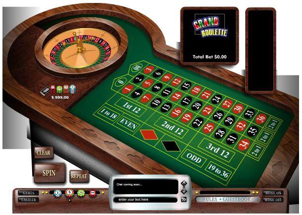 Roulette regler Winner casino vill