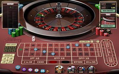 Roulette wheel simulator Vegas visa