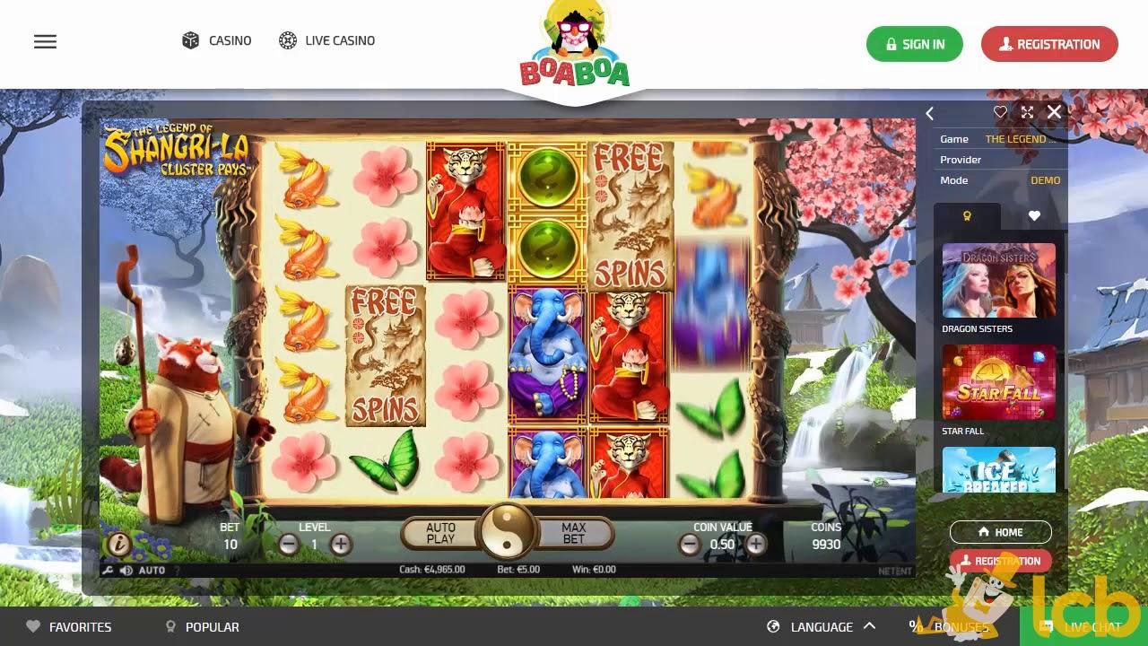 Säkra banktransaktioner casino BoaBoa love