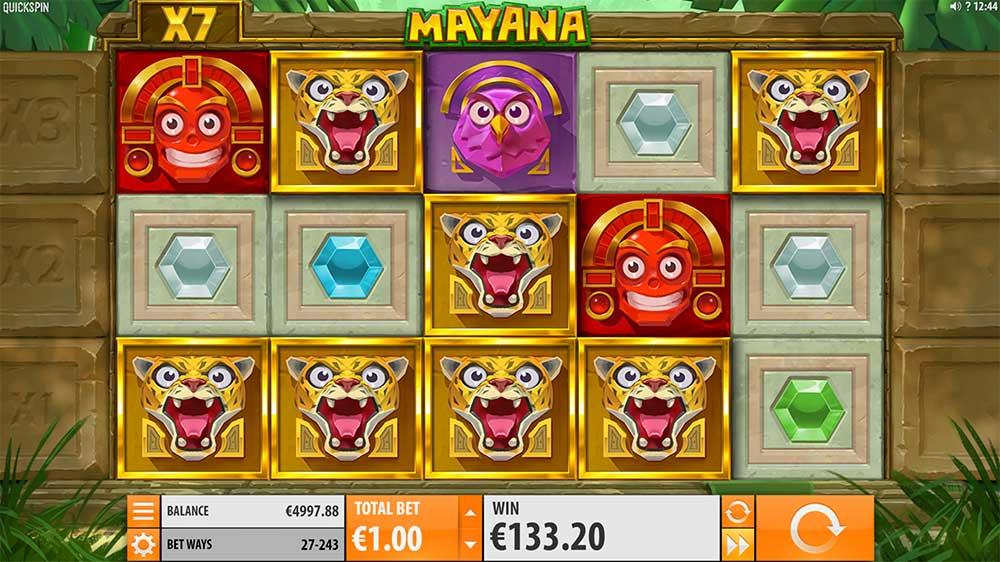 Slots se Mayana casino stort