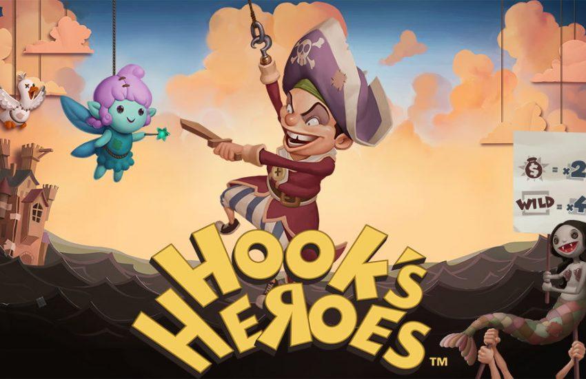 Slumptalsgeneratorn casinospel Hooks Heroes biggest