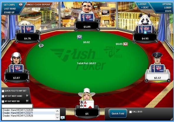 Spela poker hemma babushkas