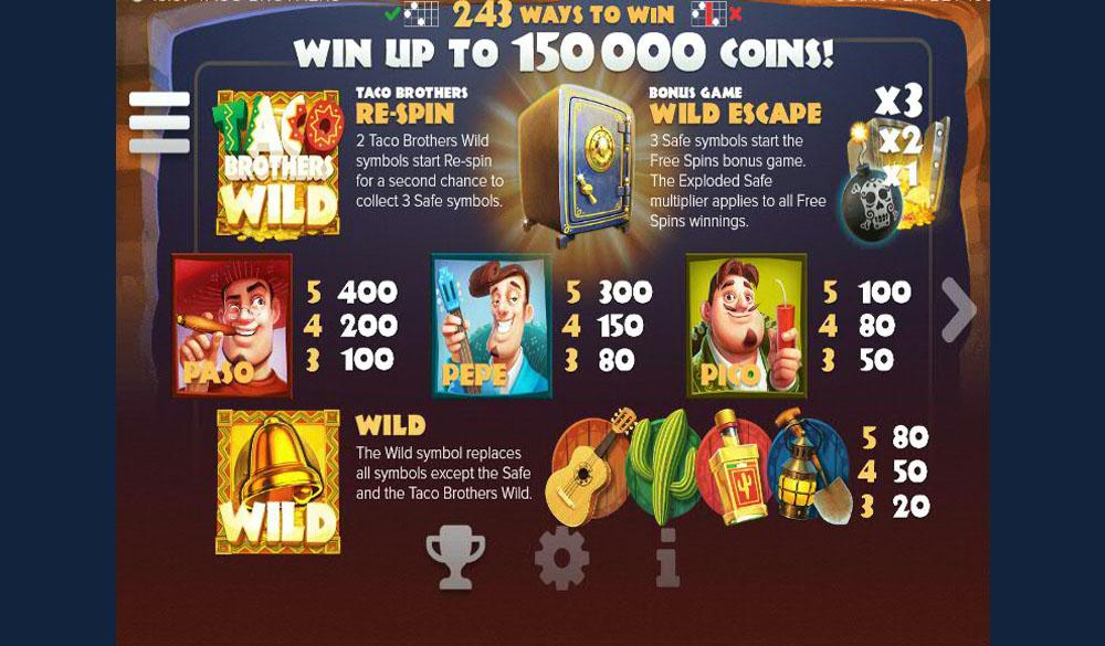 Test an online casino 95515