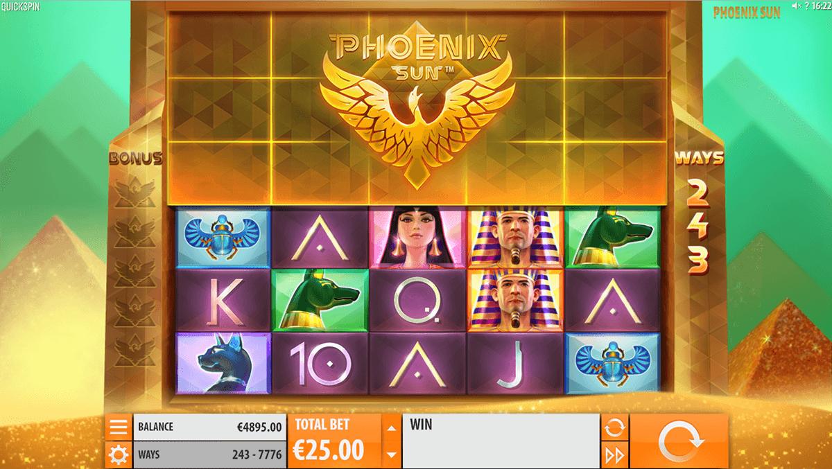 Testar detta casinosystem Phoenix books