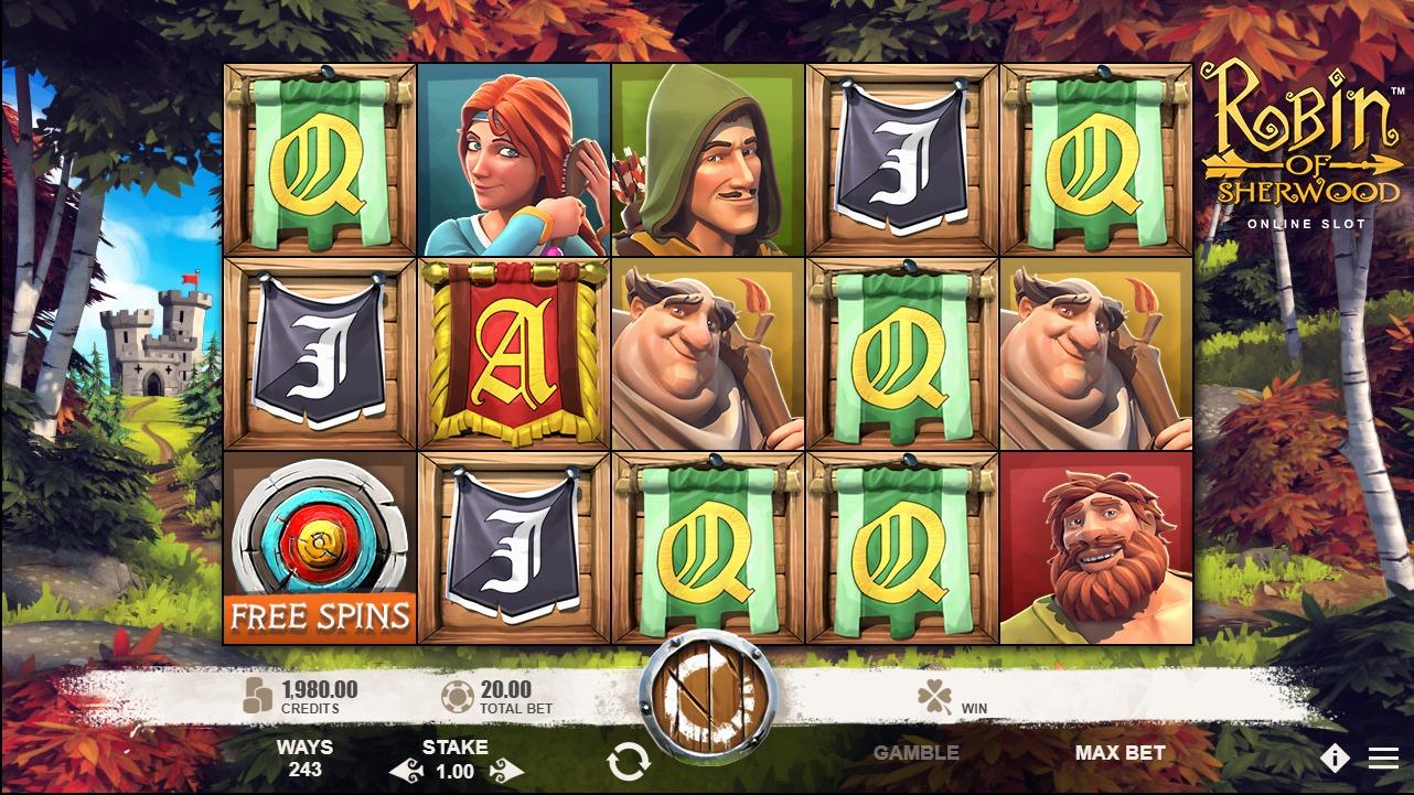 The Honeymooners slot gambler