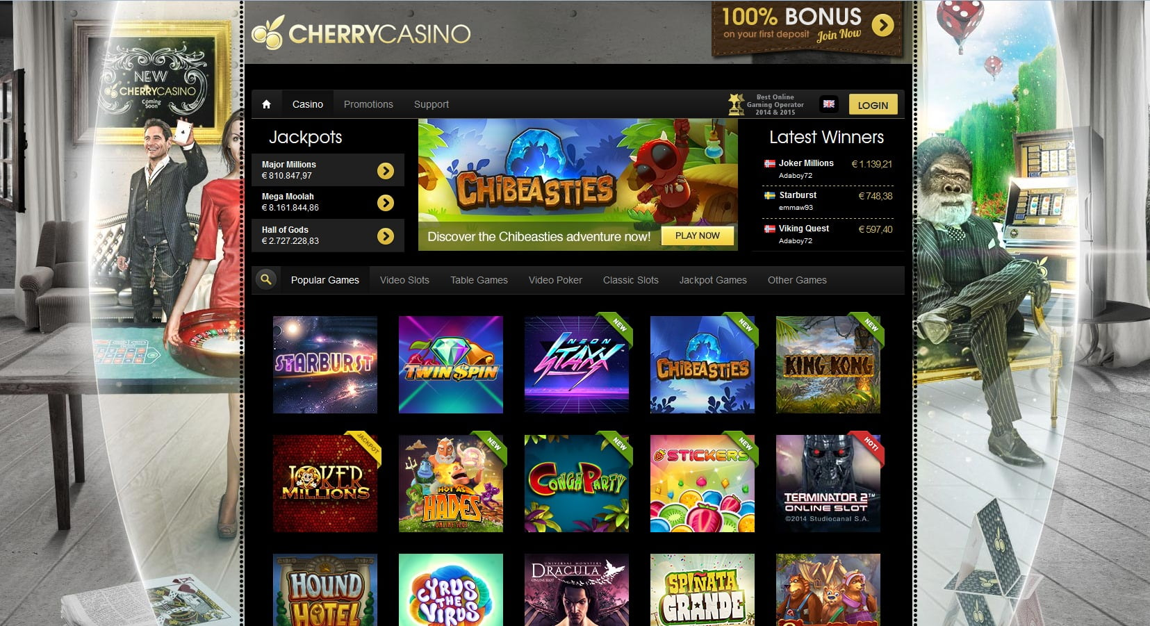 Värdera odds cherry casino nordicbet