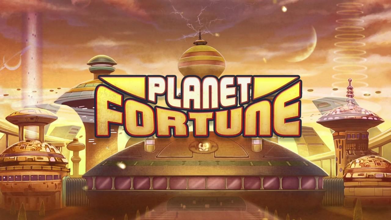 Video Planet Fortune slot sloten