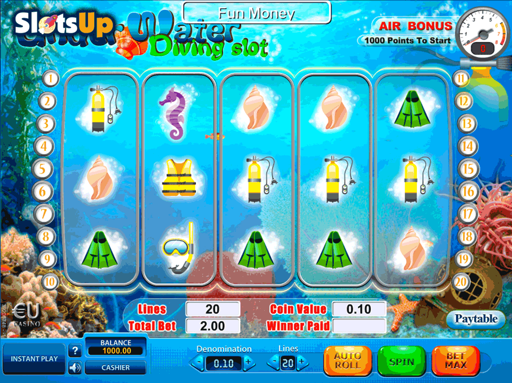 Virtual slot machine 47132