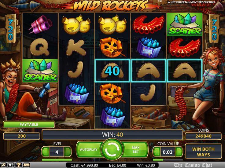 Wild Rockets 38157